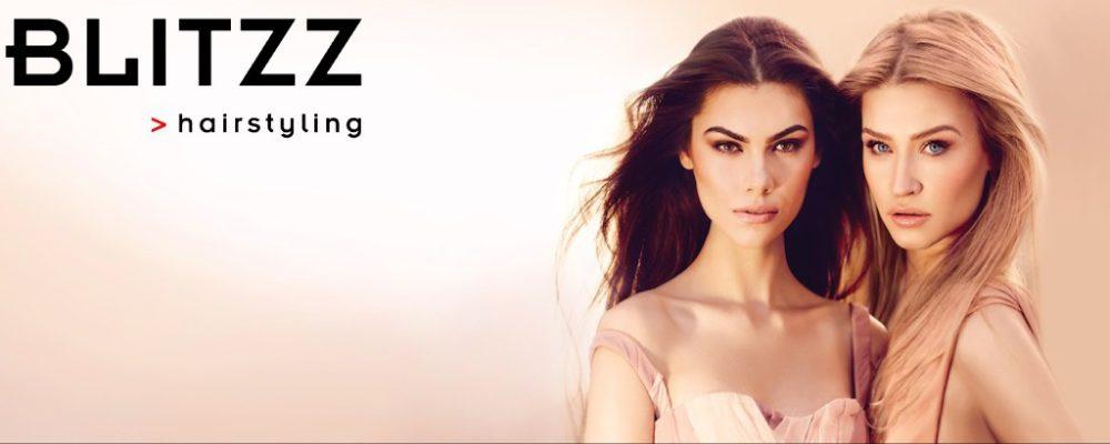 Hairstyling Blitzz Haarverzorging.