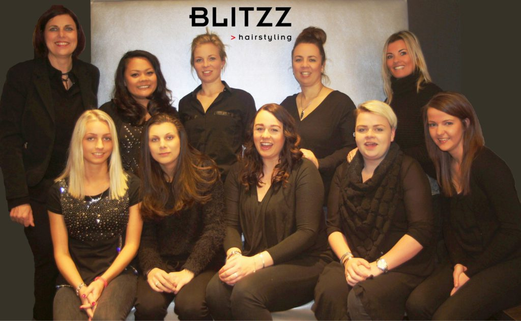 team Hairstyling Blitzz