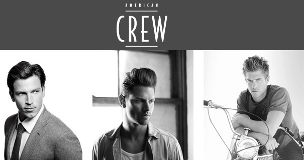 American Crew Haar producten.