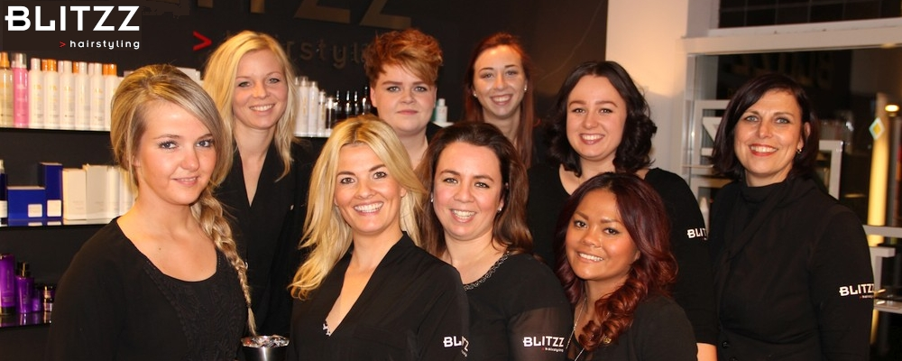 Team Hairstyling-Blitzz