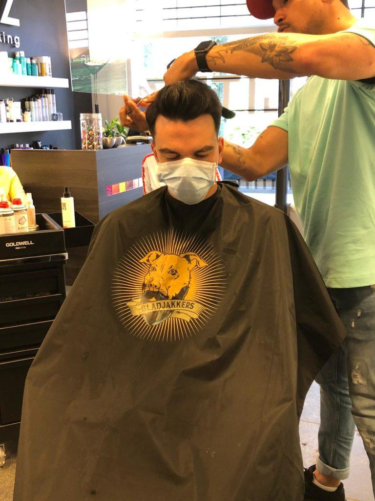 Barber training Blitzz